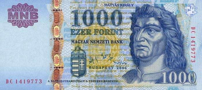 Valuta I Budapest Ungarn Budapestno