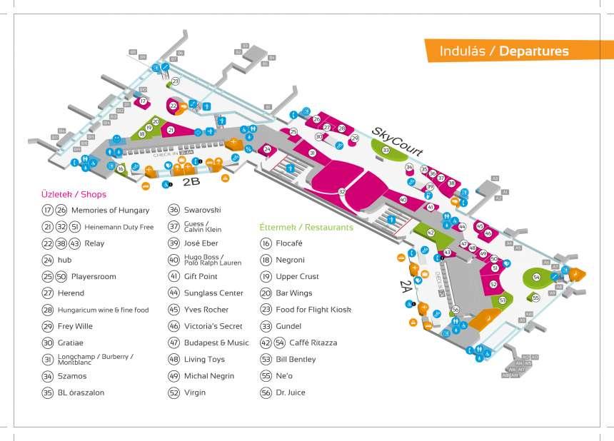 oslo lufthavn kart Budapest flyplass   Terminal 2 (Oppdatert med kart og tips  oslo lufthavn kart