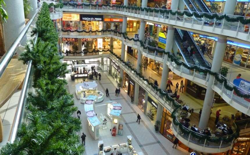 Kjøpesenter