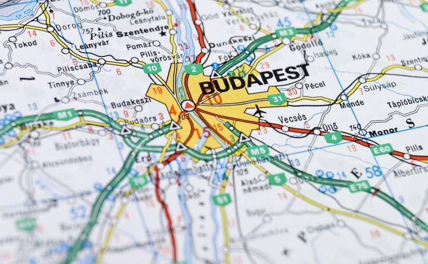 kart budapest sentrum Kart over Budapest!   Budapest.no kart budapest sentrum