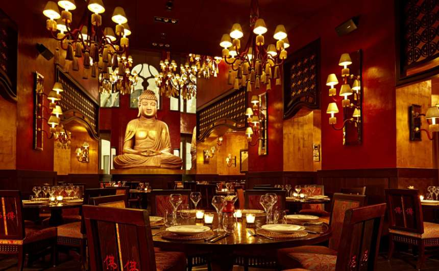 Buddha Bar Budapest No