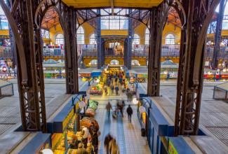 Les alt om aktiviteter & bybruk i Budapest