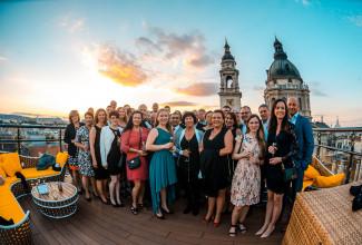 Gruppeturen til Budapest starter på www.budapest.no